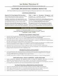 Firefighter Resume Templates Download Emt Resume Examples Haadyaooverbayresort Com