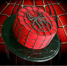 spiderman cake u2013 cake cupcakes and cookies