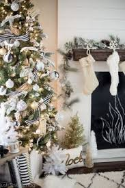 decorating interior designs for homes silver and gold christmas