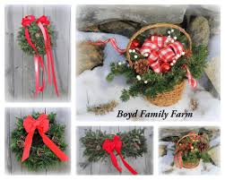 holiday products u2013 boyd family farm