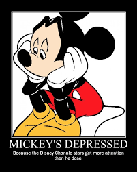 Mickey Mouse Meme - mickey mouse motivational poster by viregirl150 on deviantart