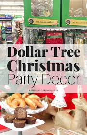 dollar tree decorations on a budget