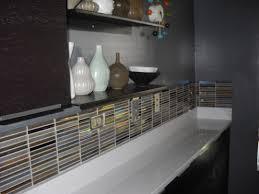 Black Glass Tiles For Kitchen Backsplashes Glass Tile Kitchen Backsplash Coastal With A White Subway Photos