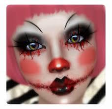 bloody clown makeup hunt item this bloody clown makeup is u2026 flickr