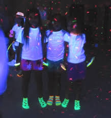 black light party clothes black light reactive clothes and cool neon glow party ideas at