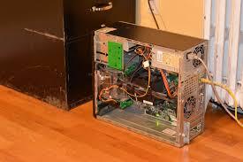 build a home server erik boesen
