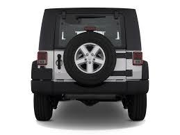white jeep 4 door image 2008 jeep wrangler 4wd 4 door unlimited x rear exterior