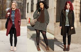 winter inspiration from 15 stylish nyc students teen vogue