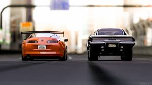 toyota fast car cars duel charger dodge vin diesel fast and furious toyota