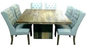large square dining table seats 16 large square dining table agnudomain com