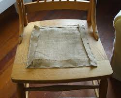 Chair Caning Instructions Upholstery 101 Replace Broken Caning With A Padded Seat Side