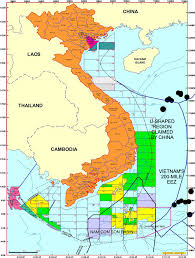 East China Sea Map by Exxon Plans To Produce Gas Close To China U0027s 9 Dash Line Claim