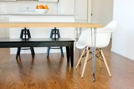 Hairpin Leg Dining Table Hairpin Leg Coffee Table Tutorial
