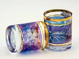bicchieri boemia foto bicchieri di cristallo di boemia a praga 550x412 autore