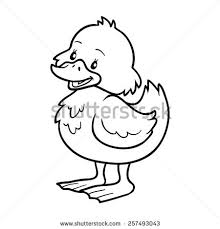 duck outline stock images royalty free images u0026 vectors