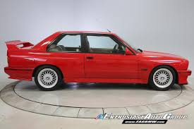 1990 bmw e30 m3 for sale pre owned e30 m3 for sale for sale at enthusiast auto