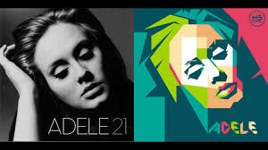tutorial wpap photoshop 7 tutorial wpap simple with coreldraw x7 adele by hafiez shesionk
