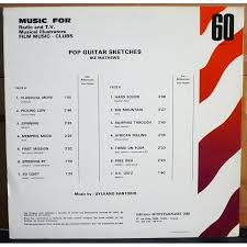 pop guitar sketches by ike mathews lp with vinyloffice ref