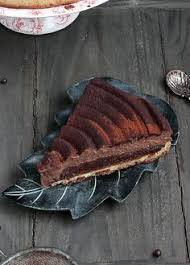 jeux de cuisine tarte au chocolat une tarte diablement chocolat avec des jeux de textures qui
