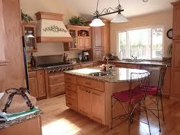 Kitchen Cabinet Island Design by Kitchen Center Island Design For Kitchens Brown Wooden Flooring