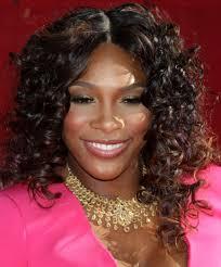medium length curly hairstyles women
