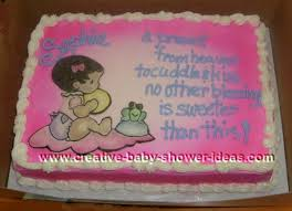 Sheet Cake Decoration Awesome Baby Shower Sheet Cake Designs 95 About Remodel Easy Baby
