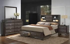 Storage Bedroom Set Slater 4pc Queen Storage Bedroom Set Rotmans Bedroom Group