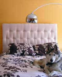 How To Make A Tufted Headboard How To Diy Tufted Headboard Apartment Therapy