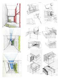 m hahn design sketches architecture and