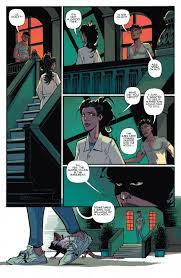 review mother panic 10 dc comics news