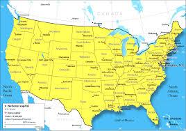 Physical Map Of North America North America Physical Map Also Amerikan Map Evenakliyat Biz