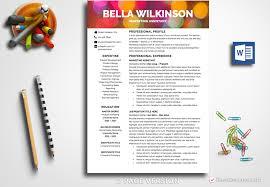 resume sle download docx viewer resume template bella wilkinson bestresumes
