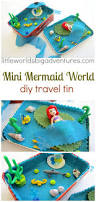 25 best mermaid toys ideas on pinterest mermaid nursery theme how to make a mini mermaid travel tin