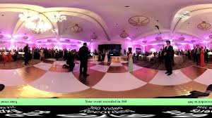 360 video 360 view of the wedding reception in dallas tx belo