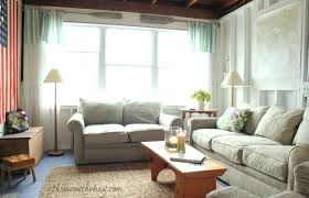 cottage living room furniture cozy cottage style living rooms