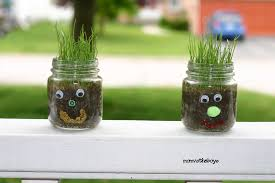 Gardening Craft Ideas Mini Garden Earth Day Crafts Allfreeholidaycrafts