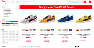 customize your own design your own shoes create customize and design your