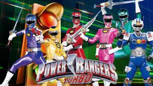 power rangers turbo wallpaper edited