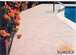 deck resurfacing pool with acrylic cement coating contractor