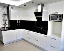 red and white kitchen designs black and white kitchen design digital home images