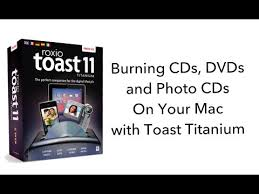 Toaster Dvd Burner For Mac Free Download Burn Cds Dvds Photo Cds And More With Toast Titanium For Mac