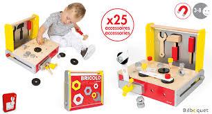 cuisine bois enfant janod etabli pliable bricolo redmaster jouet en bois janod janod