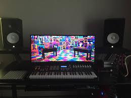 thomann studio desk what u0027s a good production desk does ikea have any decent ones