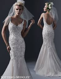 Fitted Wedding Dresses Friday Favorite Glamorous Fitted Wedding Dress Love Maggie