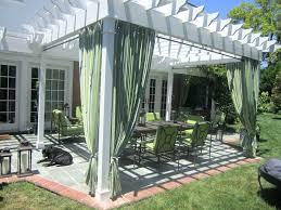 amazing sunbrella curtains patio decor with outdoor drapes