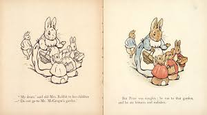 about beatrix potter peter rabbit