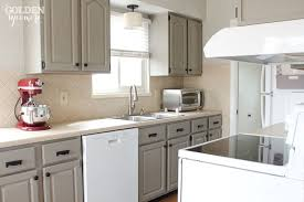 Kitchen Cabinet Update Kitchen Update On A Budget The Golden Sycamore