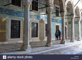 Ottoman Harem by Tourists View Harem Quarters At Topkapi Palace Topkapi Sarayi