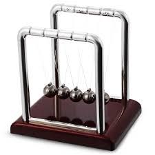 kawo newton cradle steel balance ball physics science pendulum