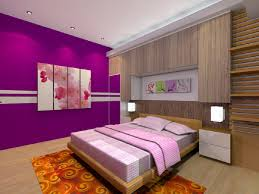 Pink And Purple Room Decorating by Bedrooms Purple Fashion Bedroom 9 Unique And Inspirational